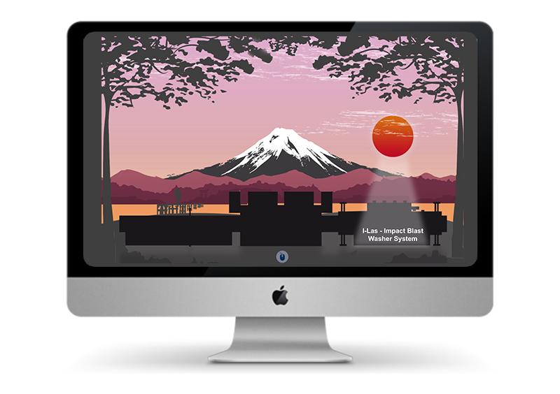 PARALLAX WEB SITE - GEICO TAIKISHA