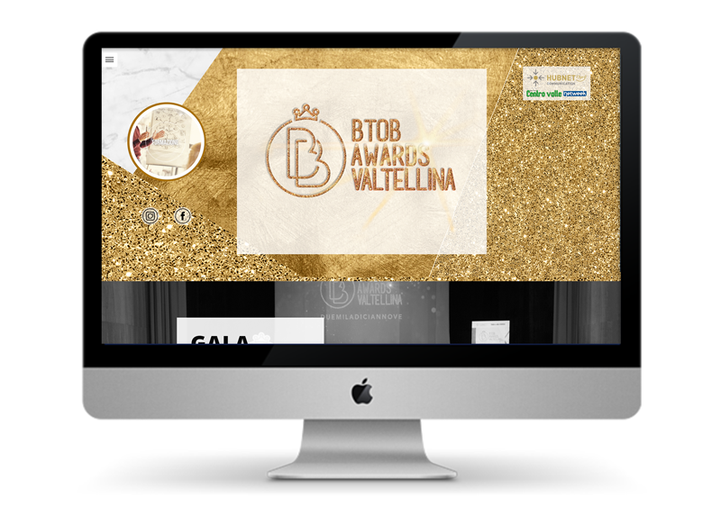 WEB SITE - BTOB AWARDS VALTELLINA 2019